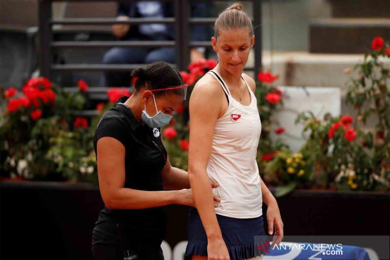 Pliskova lolos ke putaran kedua French Open