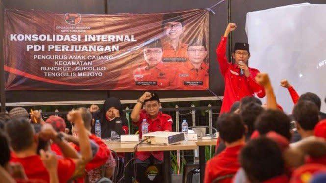 PDIP Klaim Peradaban Surabaya Berkembang Pesat saat Dipimpin Kadernya