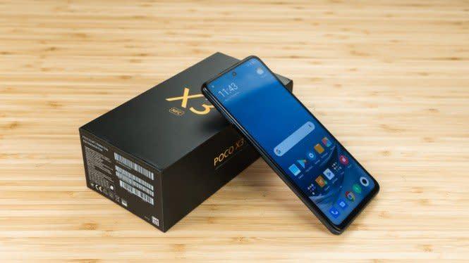 Xiaomi Poco X3, Prosesor Anyar dengan Baterai Super Jumbo