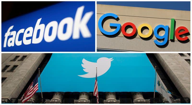 Facebook, Twitter, Google CEOs will testify before U.S. Senate committee