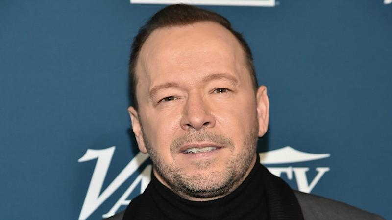 Donnie Wahlberg Leaves Generous New Year's Tip as Part of 2020 Challenge