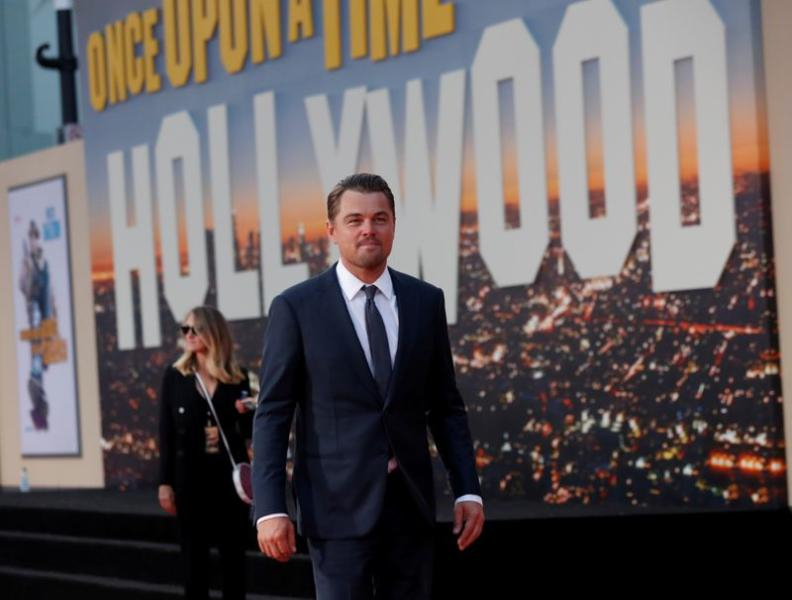 "FILE PHOTO: Premiere of ""Once Upon a Time In Hollywood"" in Los Angeles"