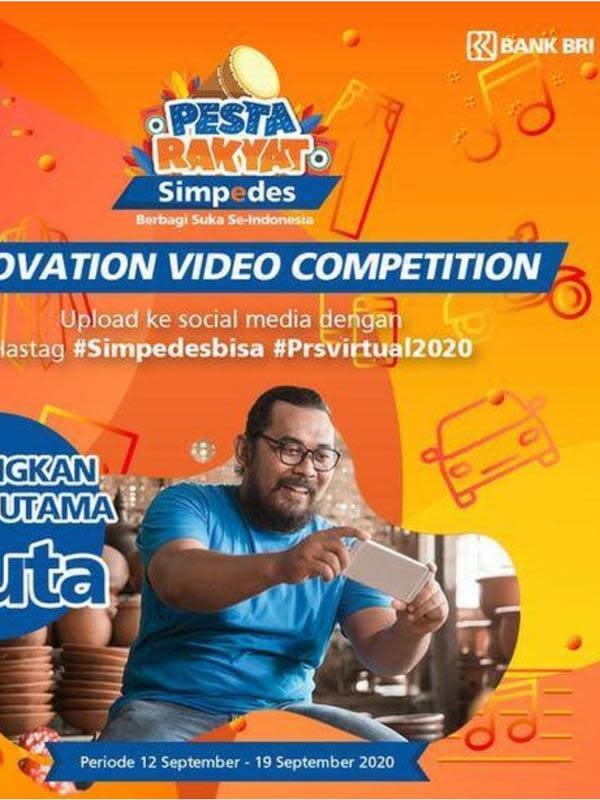 Innovation Video Competition Pesta Rakyat Simpedes (PRS) 2020.