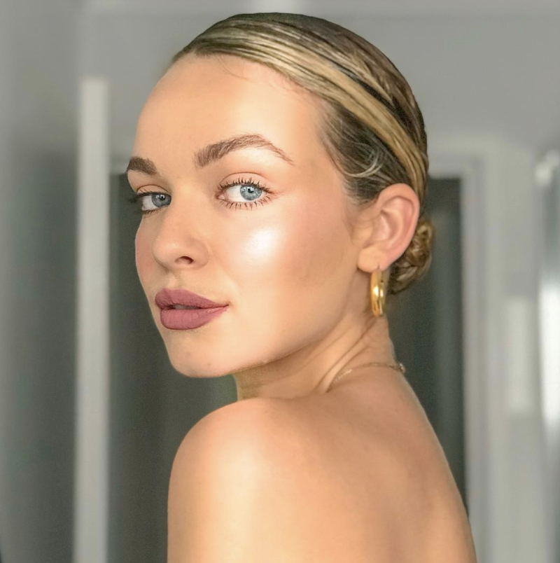 Abbie Chatfield has opened up about an abortion she had before going on The Bachelor. Photo: Instagram/abbiechatfield