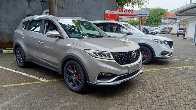 Mobil SUV DFSK Glory i-Auto