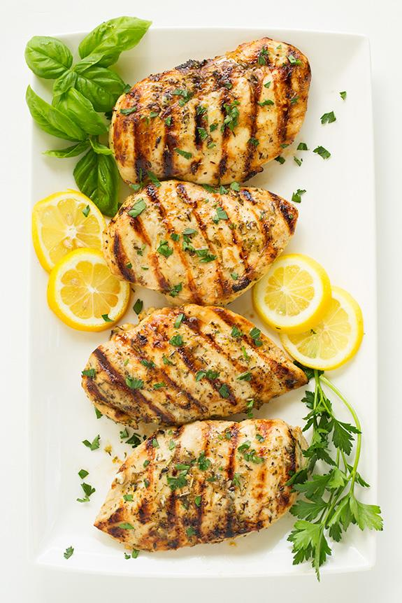"<strong>Grilled Greek Lemon Chicken</strong> Recipe: <a href=""http://www.cookingclassy.com/2015/07/grilled-greek-lemon-chicken/"" target=""_blank"" rel=""nofollow"">Cooking Classy</a>"