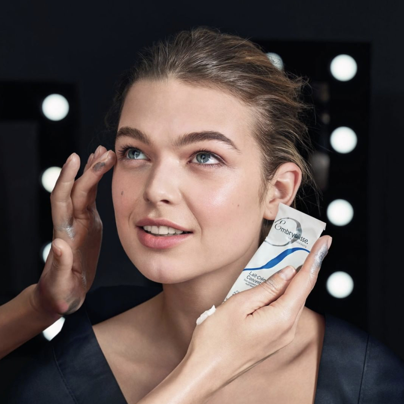 You won't want to miss Amazon's deal of the day on this cult-favorite French moisturizer. (Credit: Embryolisse Instagram)