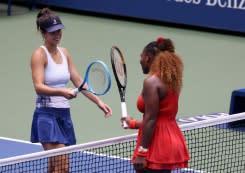 Serena dan Medvedev maju ke semifinal US Open