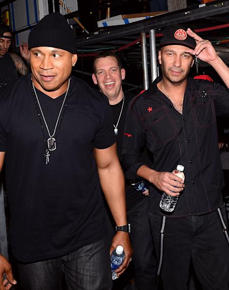 LL Cool J, Tom Morello