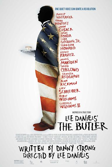 Lee Daniels The Butler Poster