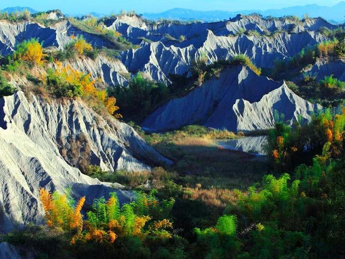 草山月世界:台版大峽谷