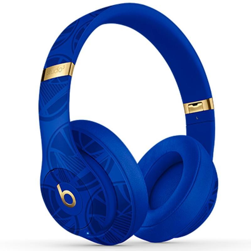 Warriors Studio3 Wireless Headphones - NBA Collection