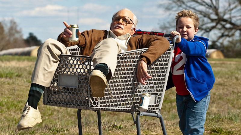'Bad Grandpa,' Worse Grandkid: Meet the 9-Year-Old Who Outfunnies Johnny Knoxville