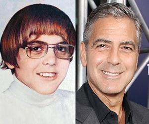 10/07/2011 – 'Ides of March' Director/Star George Clooney's Awkward Years