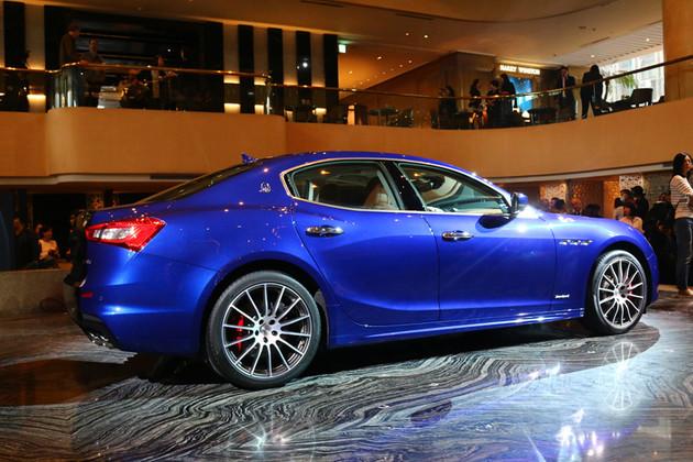378萬起,價格調降─全新2018年式Maserati Ghibli正式登台!