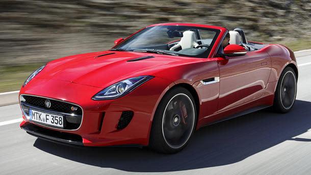 2014 Jaguar F-Type, a new season in the sun: Motoramic Drives
