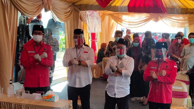 Dua Paslon Pilkada Surabaya Tes Corona, Hasilnya Tak akan Diumumkan