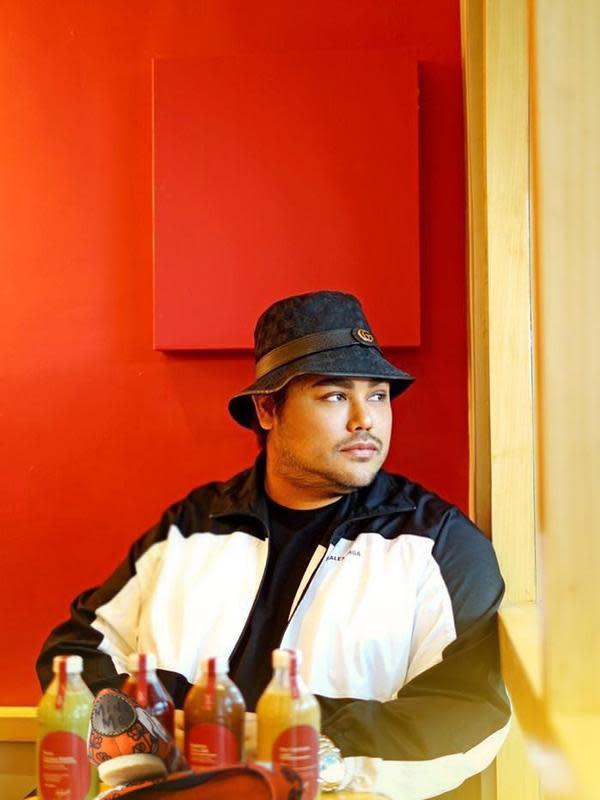 Ivan Gunawan (Istimewa)