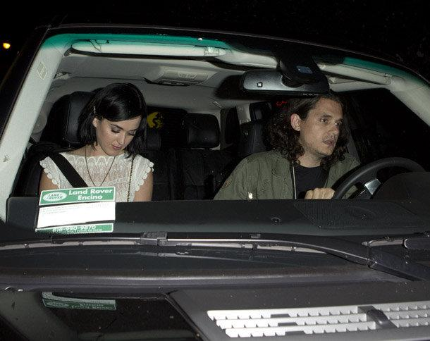 Katy Perry And John Mayer Spotted Out Together In L.A.