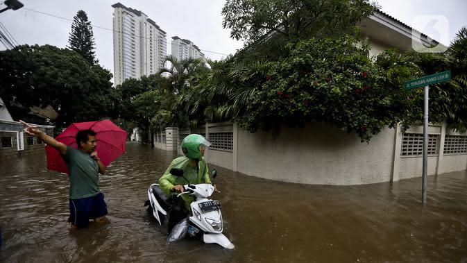 Cara Menaikkan Harga Motor Bekas Terendam Banjir