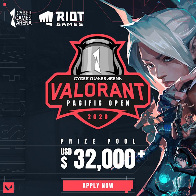 Valorant Pacific Open (Image: Riot Games)