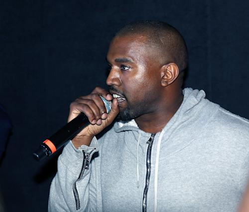 Kanye West's Latest Rant, 3 Months Too Late