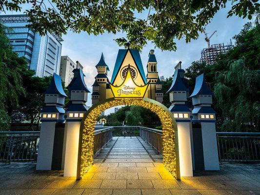 第一站:童話城堡