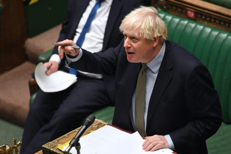 UK ready to walk away without 'fundamental change' from EU