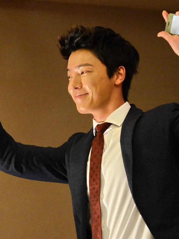 Donghae Super Junior (AFP)