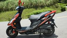 2011 Suzuki NEX 125