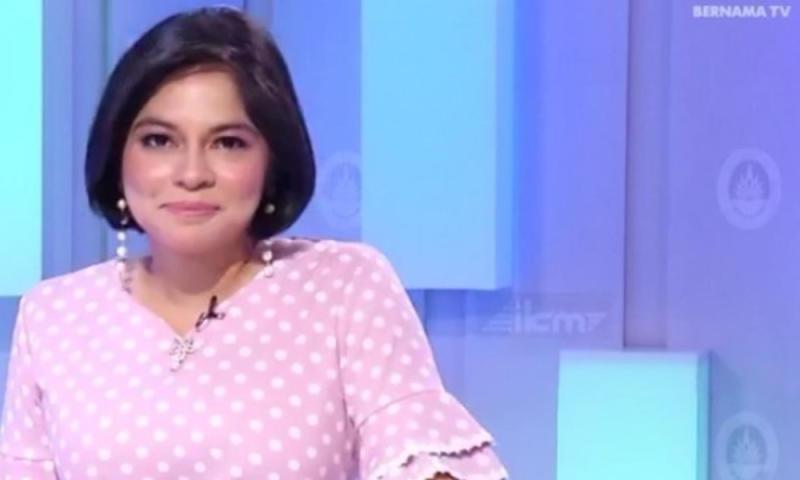 Bernama TV host who name-called Al Jazeera says she's 'patriotic'