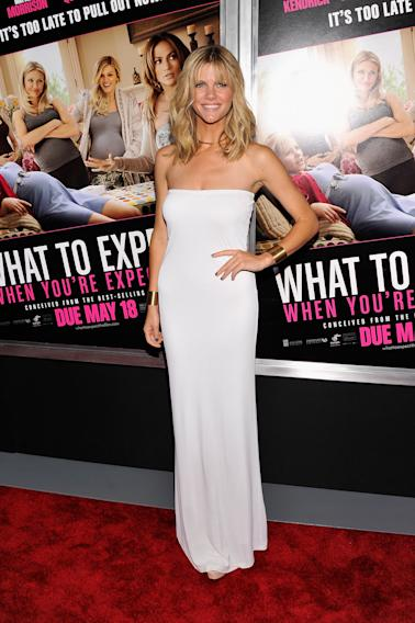 """What To Expect When You're Expecting"" New York Screening - Inside Arrivals"