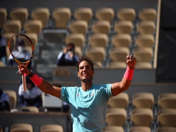 Rafael Nadal (Photo/Roland-Garros Twitter)