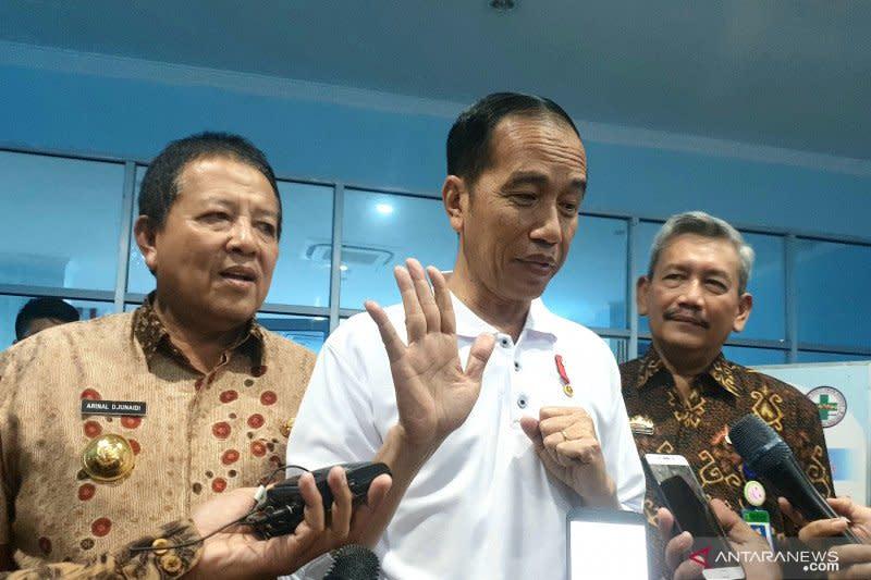 Presiden: Tata kelola BPJS Kesehatan harus diperbaiki