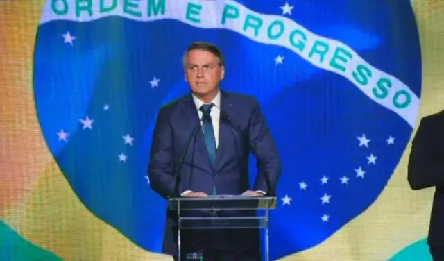 Bolsonaro宣布通过Facebook上的实时流媒体创建派对(照片:Playback / Facebook)