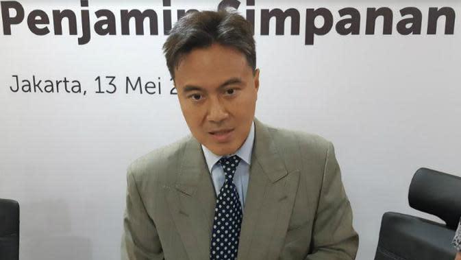 Kepala Eksekutif LPS, Fauzi Ichsan (Foto:Merdeka.com/Yayu Agustini Rahayu)