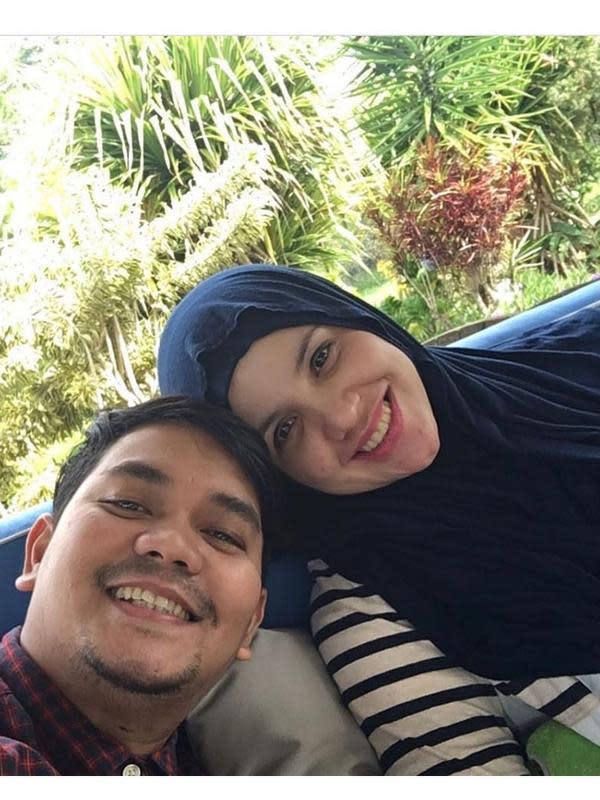 Momen Kebersamaan Indra Bekti dan Aldilla Jelita yang Romantis (sumber:Instagram/indrabekti)