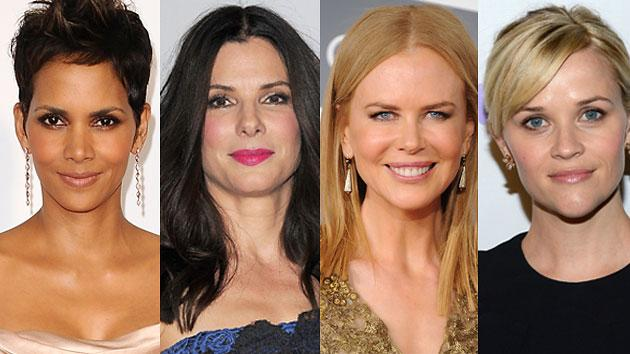 Berry, Bullock, Kidman and Witherspoon to present awards on Oscar night