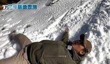 直擊台灣唯一200公尺天然滑雪道! 國軍「武嶺基地」肩負神秘戰術任務