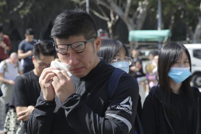 Kematian mahasiswa Hong Kong tingkatkan kemarahan pada polisi