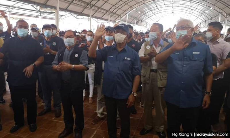 Muhyiddin: AG affirms I'm still PM, palace hasn't summoned me