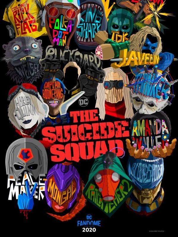 The Suicide Squad (Twitter/ SuicideSquadWB)