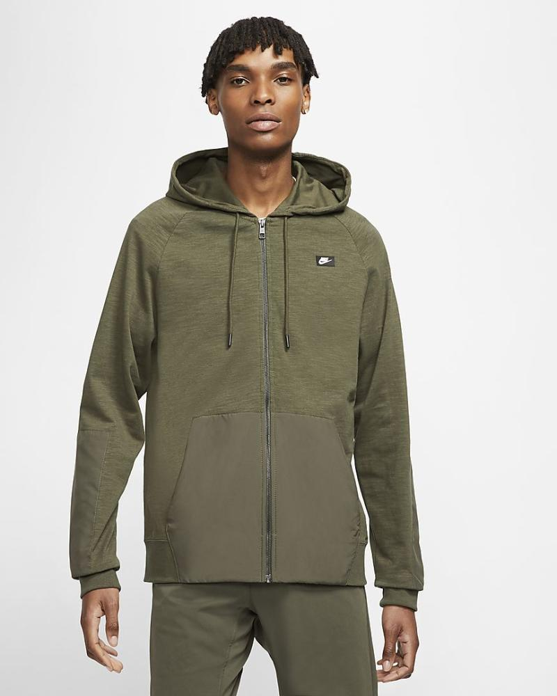 Sportswear Men's Full-Zip Hoodie. Image via Nike.