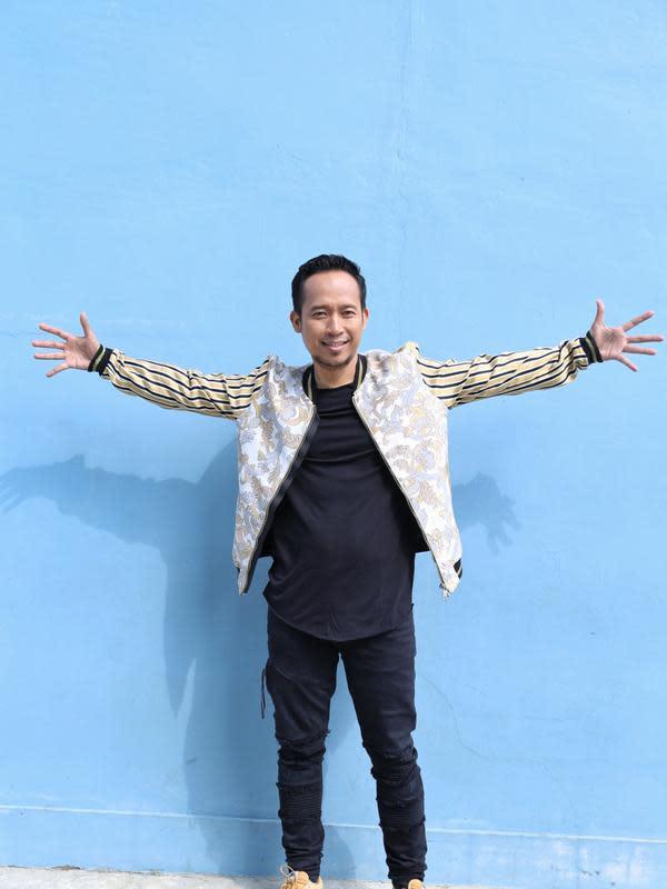 Denny Cagur (Adrian Putra/Fimela.com)