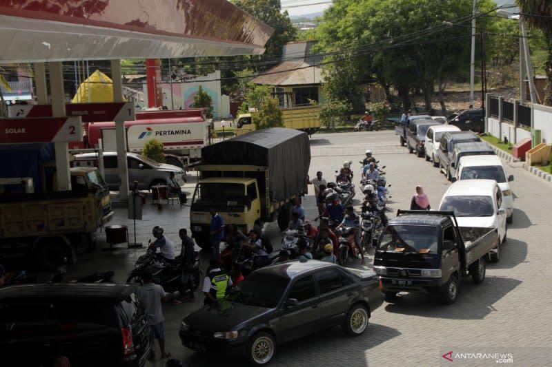 Pertamina pastikan pasokan BBM ke perbatasan sesuai arahan pemerintah