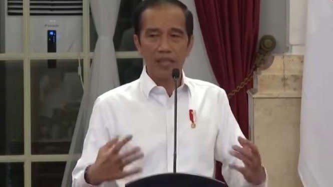 Jokowi Ancam Reshuffle, Nama Tiga Menteri Ini Aman?