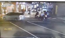 開車快跑!街頭毒品交易遇警 買家遭丟包