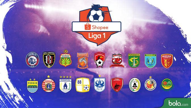 Jadwal Shopee Liga 1 2019: Siaran Langsung Televisi
