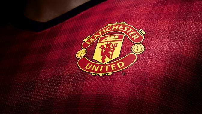 Ilustrasi logo Manchester United (Business of Soccer)