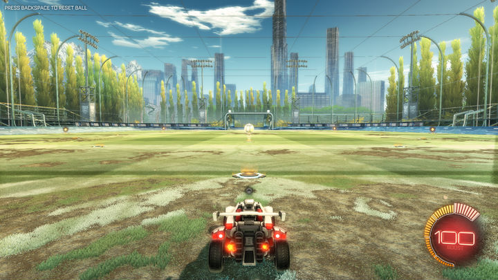 Rocket League   High quality mode
